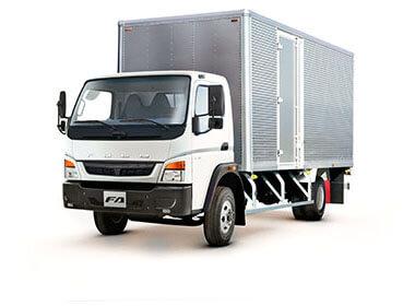 Venta de camiones fuso en Cajamarca